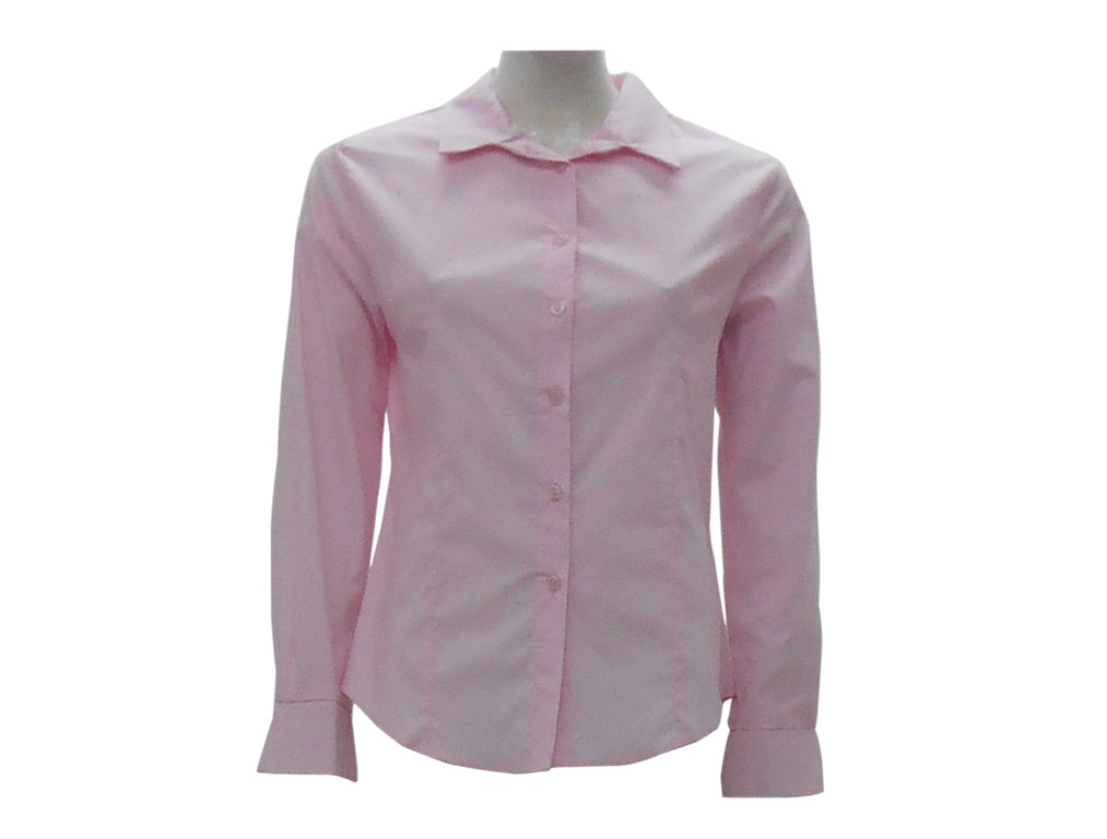 Ladies Pink Blouse
