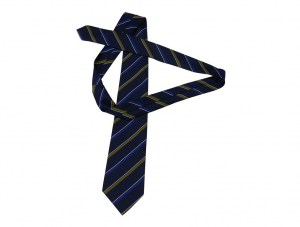 navy-with-mustard,-blue-and-white-strpes-tie