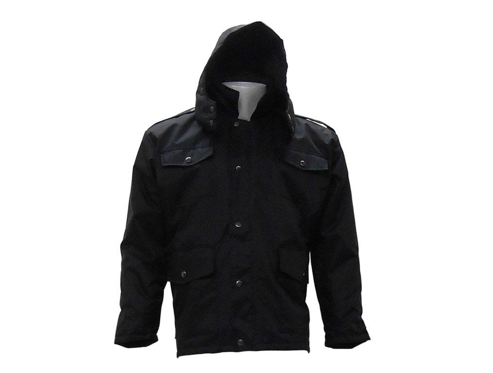 Security Combat Jacket (with Hood)