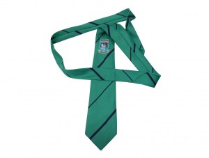 green-with-navy-stipe-tie